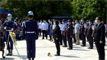 蔡總統搭空軍一號金門返台 共機南部海域狂繞挑釁?