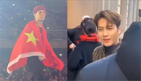 王嘉爾喊「我是中國人」影片再被瘋傳 韓粉怒批:別再來韓國