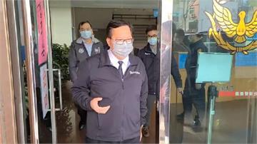 快新聞/桃警駁斥女警「發燒嘔吐」! 龍安派出所同仁「16人自主健康管理」