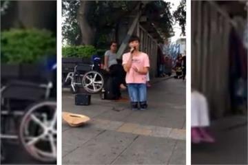 狠賺愛心錢!中國行乞賣藝團來台 月收400萬