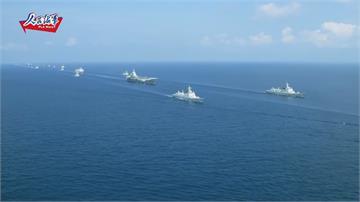 中國不斷擾台!解放軍1月底來渤海海域密集軍演 台灣增程飛彈強化保衛