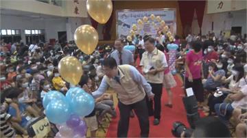 台南衛生局開出首張「沒戴口罩」罰單  市長黃偉哲頒獎「沒戴罩」挨罰三千元