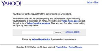 Yahoo全球大當機!官方:全面搶修中