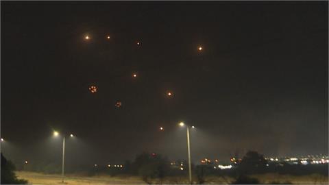 護國金鐘罩!以色列鐵穹成功攔截9成迦薩火箭