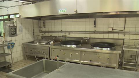 逾60學校受惠 中市府編千萬汰換廚房設備