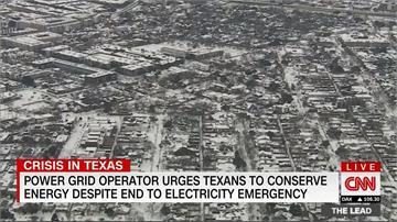 沒用水.復電後電費暴漲20倍 德州多災多難
