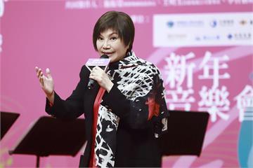 國家音樂廳登場!2021「臺灣的聲音 新年音樂會」唐美雲開心連三年受邀演唱
