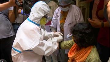 全球/南亞疫情瀕臨失控 印度、巴基斯坦醫院大癱瘓