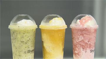 水果冰沙戰開打 搶攻冰品50億年商機