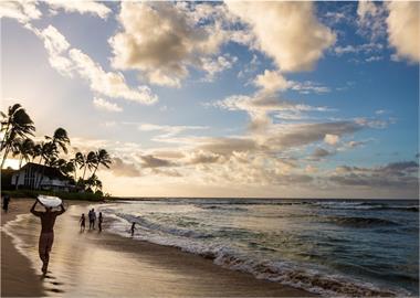 持11醫院陰性報告 17日起台灣入境夏威夷免居家檢疫
