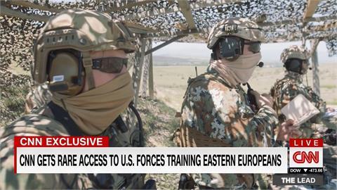 劍指俄羅斯!北約26國3萬軍人東歐聯合軍演
