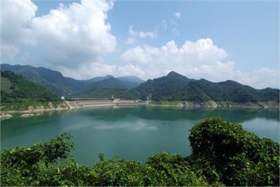 3天進帳逾1580萬噸 曾文水庫+烏山頭水庫蓄水量逼近4億噸