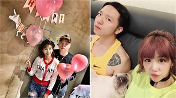 愚人節宣布分手!大飛、楊晨熙交往七年情斷 不結婚早有跡象?
