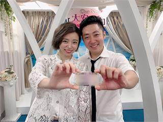 對王瞳不離不棄終走入婚姻!艾成:我有一顆為瞳瞳捨命的心