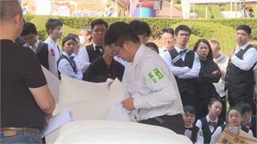 全國旅館盃餐旅服務競賽在職人員 學生競技提升服務品質