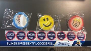 買餅乾其實在投票!麵包店成功預測9屆大選2020贏家「餅乾民調」出爐