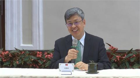 快新聞/70天內疫情降至個位數 陳建仁談台灣防疫:高端是有效的疫苗