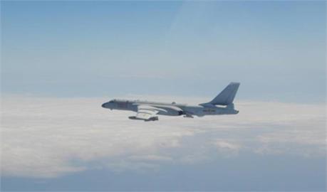 快新聞/中國軍機又來亂! 轟6機1架次闖我西南空域