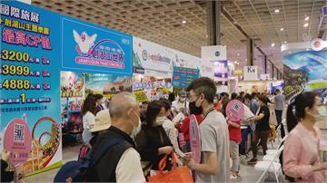 規模最大台北國際旅展Day 3限量住宿 露營車專案 一小時售罄!