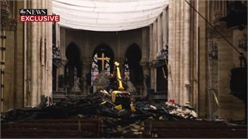 災後首開放拍攝!法國向國際徵稿重建巴黎聖母院