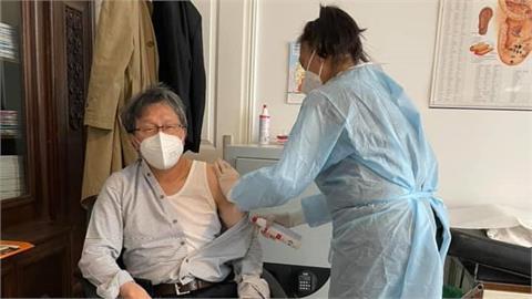 謝志偉打完2劑疫苗!臉書親曝廠牌 最後1句「高級酸這群人」