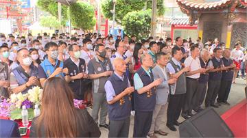 桃園景福宮舉辦成年禮 鼓勵青年感受傳統文化之美