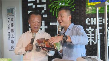 台灣設計展10月登場 林智堅環台宣傳