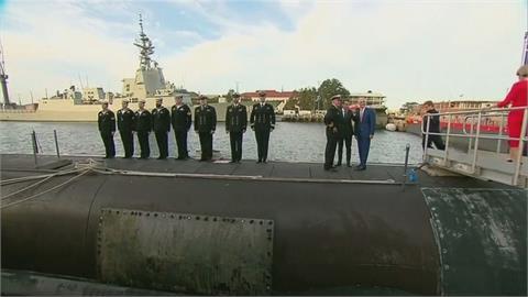 澳洲潛艇訂單遭美攔胡 法痛批像川普背刺盟友!法國潛艦訂單 凸顯歐盟對印太布局遲緩