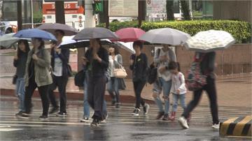 首波梅雨爆炸來襲 氣象局說到了「這天」才回穩