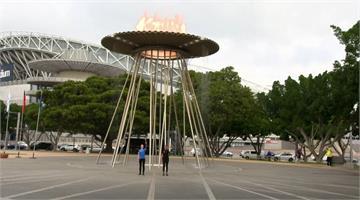 雪梨奧運20週年 紀念儀式重燃聖火