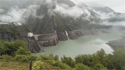 德基水庫達夏季水位規線 有望支援發電