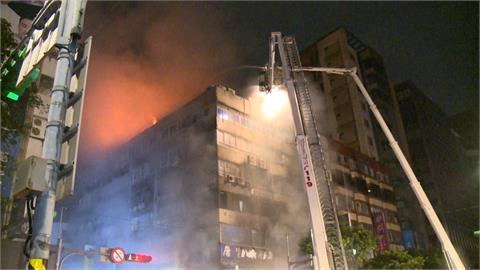 知名蒙古烤肉餐廳火警 百坪燒毀無人傷亡