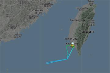 快新聞/立榮飛東沙軍包機遭香港要求返航 民航局:對方告知空域有危險活動