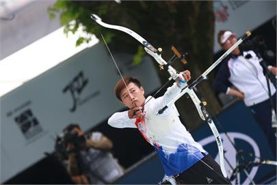 東奧/射箭女將雷千瑩32強賽迎戰烏克蘭 4:6殘念止步64強!