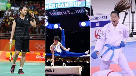 東奧/台灣隊6面獎牌成績破紀錄!網友猜這3人還有機會奪金