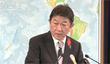快新聞/日本外務大臣茂木敏充 擬6度贈台COVID-19疫苗