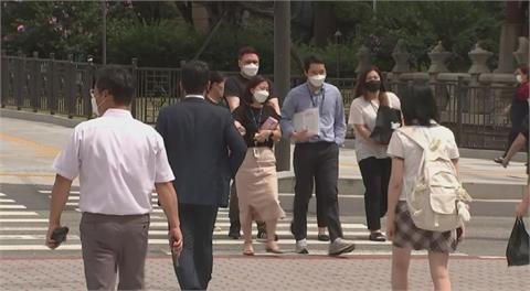 南韓單日新增1784例又新高 非首都圈疫情也發燒