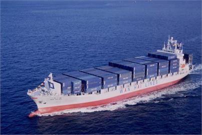 船公司迎史上最賺一年 研調:海運運價估年漲5成
