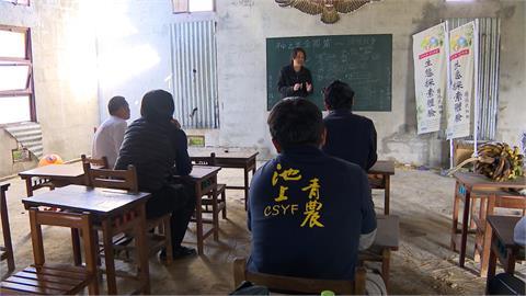 曾將台灣米獻給教宗!青農返鄉推廣客語