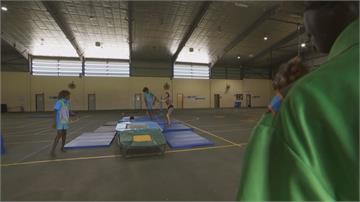 體操教學前進偏鄉澳洲原民社區獲正面能量
