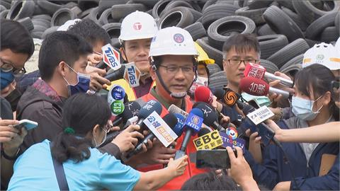快新聞/太魯閣號出軌事故 林佳龍:搶救搶修工作完成後會承擔該有的責任