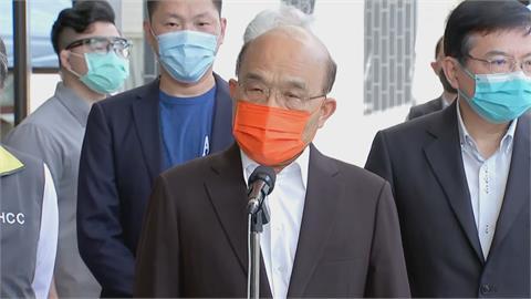 快新聞/國台辦稱上海復星是洽購BNT唯一管道  蘇貞昌反擊:這種時候還要說嘴