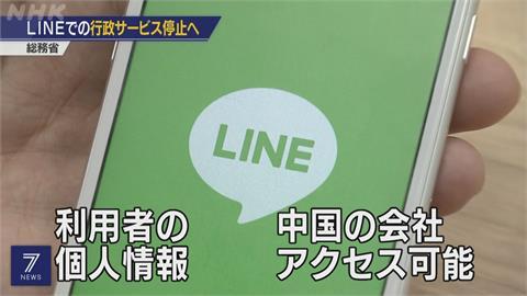 LINE恐洩個資給中國 日本令業者限期內提交報告