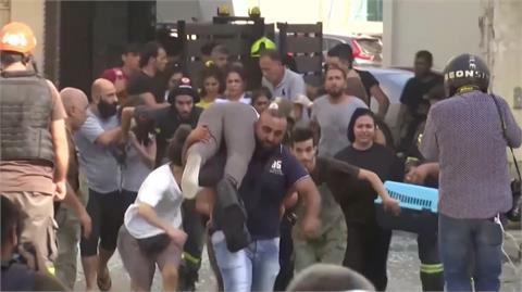 黎巴嫩首都示威爆發血腥槍戰 至少6死30傷