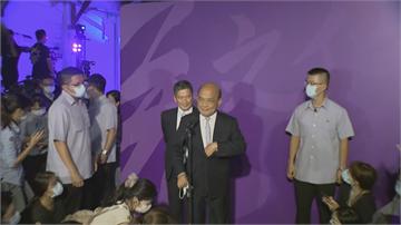 快新聞/藍議員烏龍爆料假三倍券 蘇貞昌再轟「別添亂」:若不制止不就沒政府?