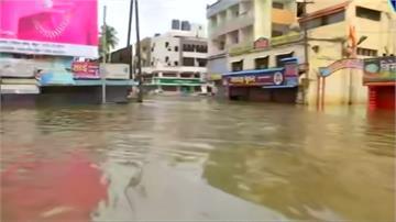 印度淹水、土石流災情多 114死數十萬人撤離