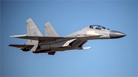 快新聞/台灣申請加入CPTPP中國軍機就來亂! 殲16機等19架次闖我西南空域