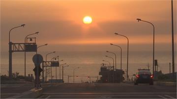 卡關!通霄最美公路「落日觀景台」需重新規劃