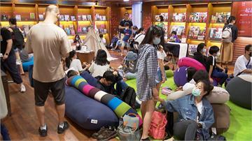 誠品敦南店熄燈倒數!超過3.5萬書迷湧入重溫回億