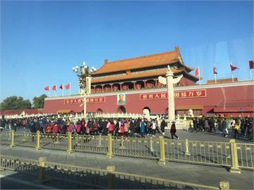 快新聞/紀念六四32週年 民進黨批中國在歷史道路上「一路走到黑」